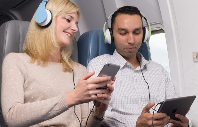 Lufthansa Systems' BoardConnect enables passengers to enjoy a broad range of entertainment on their own smartphones and tablets.